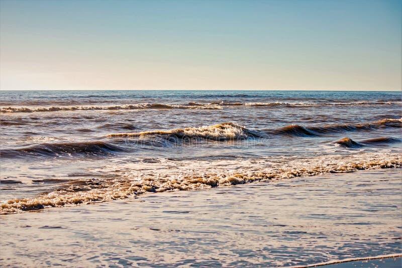 Piana, piasek na plaży zdjęcie royalty free