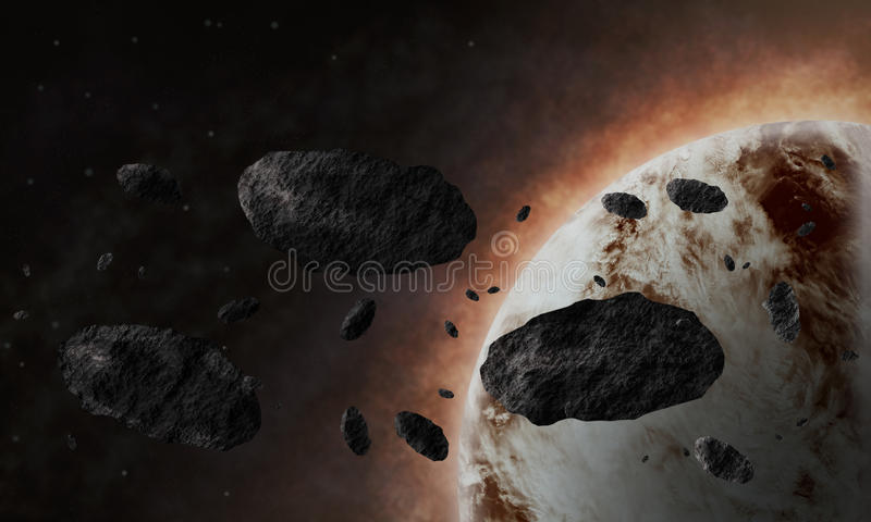 pianeta immagine stock libera da diritti