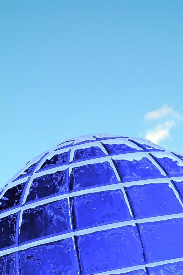 Pianeta del globo fotografie stock