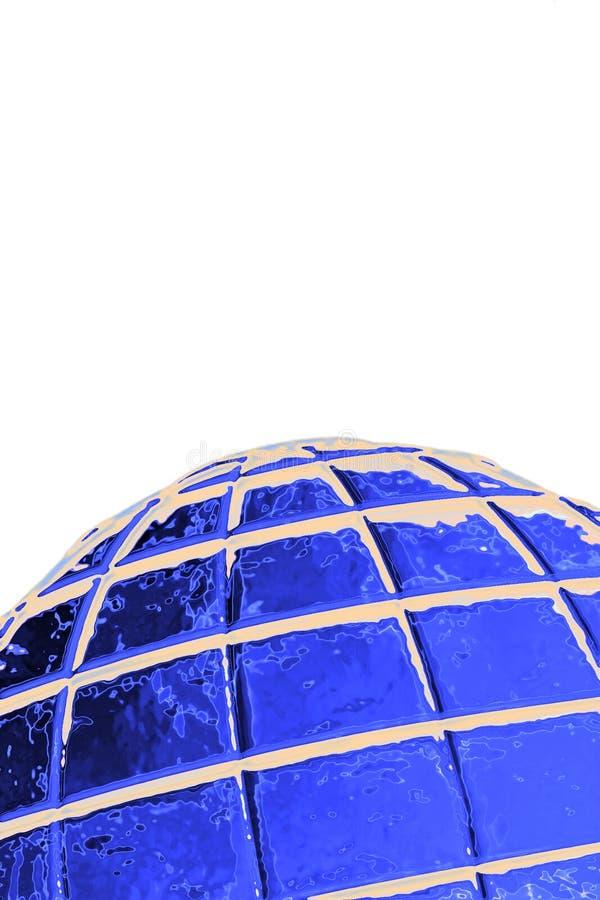 Pianeta del globo fotografie stock libere da diritti