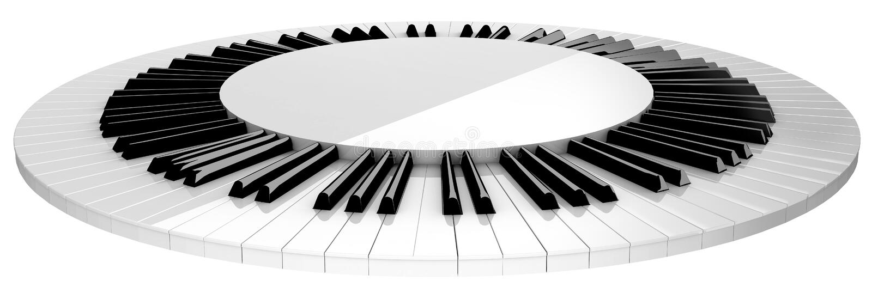 pianino ilustracja wektor