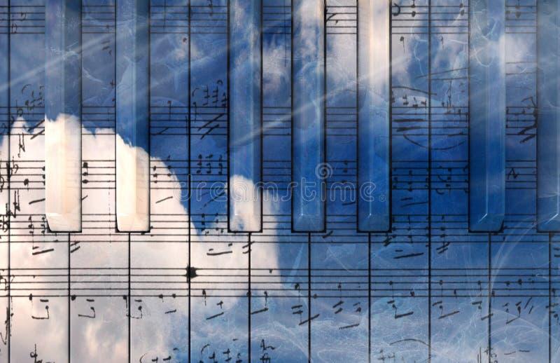 pianino ilustracji