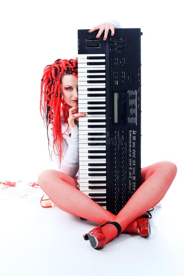pianist πατωμάτων στοκ φωτογραφίες με δικαίωμα ελεύθερης χρήσης