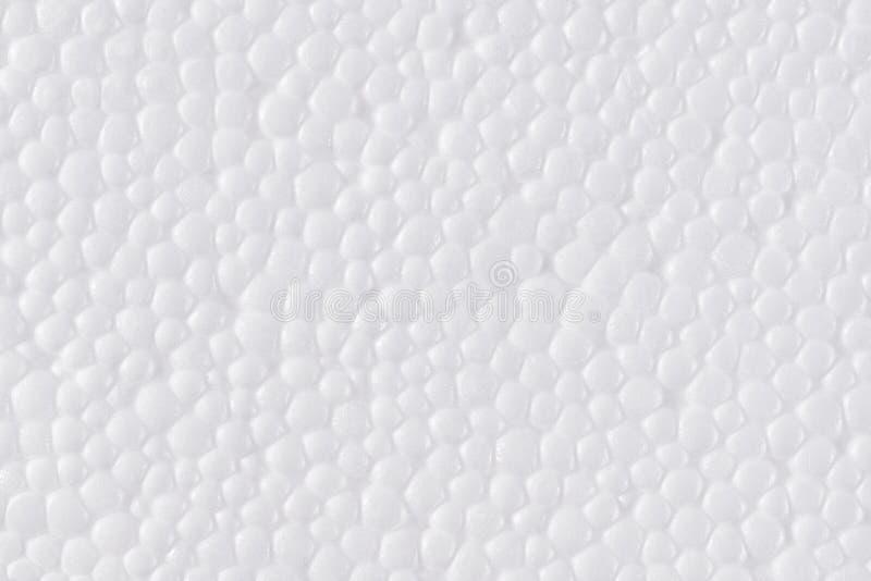 Piankowa plastikowa makro- tekstura i tło obrazy royalty free