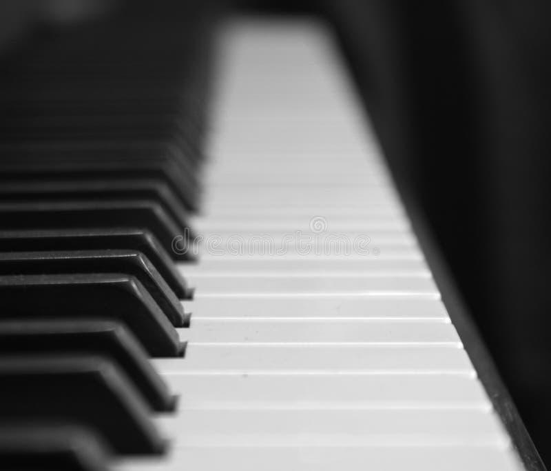 Piano royalty-vrije stock afbeelding