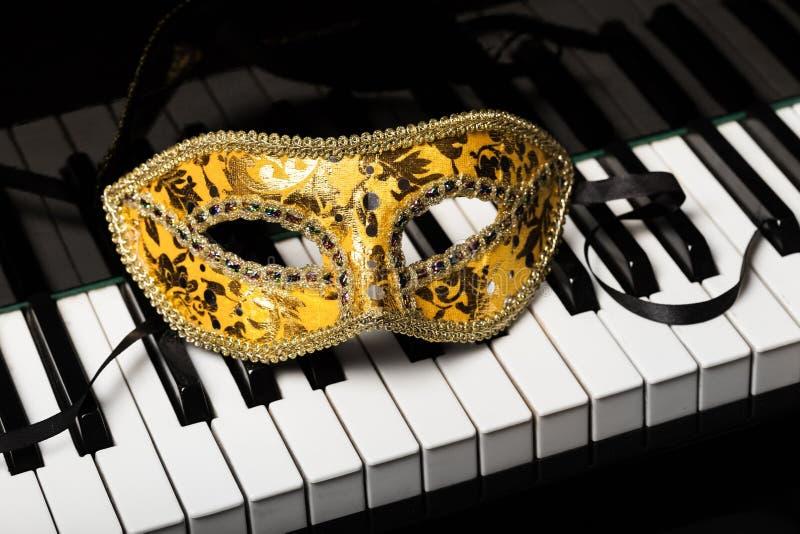 Piano royalty-vrije stock afbeeldingen