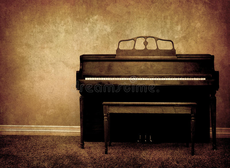 Download Piano stock photo. Image of ebony, wooden, notes, house - 13089532