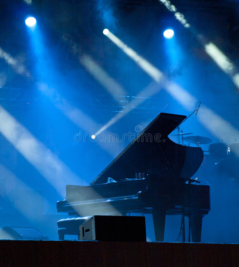 Download Piano stock image. Image of entertain, piano, ivories - 16830261