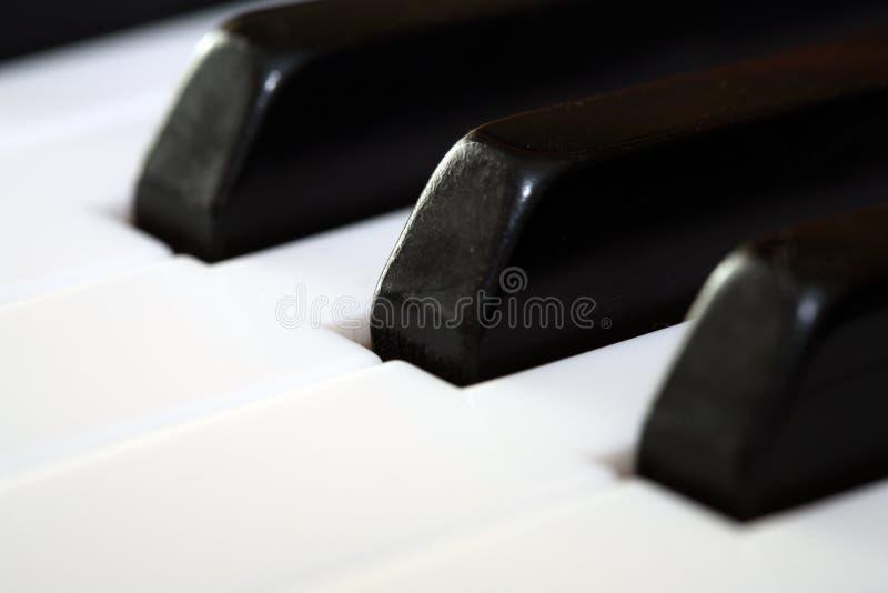 Piano arkivfoton