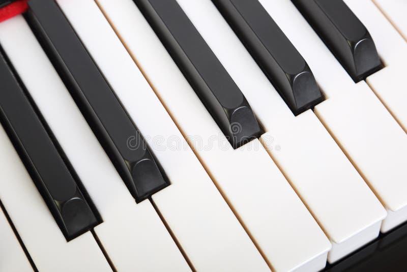 Download Piano stock image. Image of white, closeup, note, piano - 28259243
