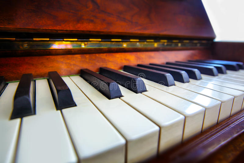 Download Piano stock image. Image of classical, music, selective - 28645733