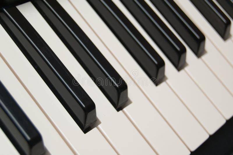Piano photo stock