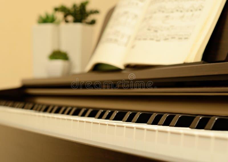 Piano fotografering för bildbyråer