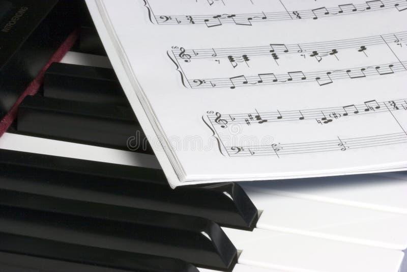 Download Piano stock photo. Image of keyboards, book, sheet, keys - 471866