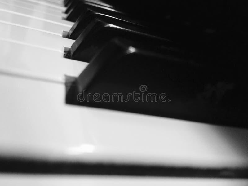 Piano fotografía de archivo libre de regalías