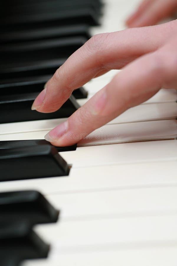 Piano stock foto
