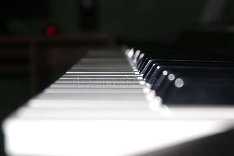 Piano fotografia de stock