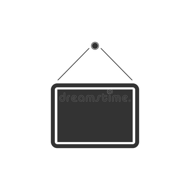 Piano dell'icona dell'insegna royalty illustrazione gratis