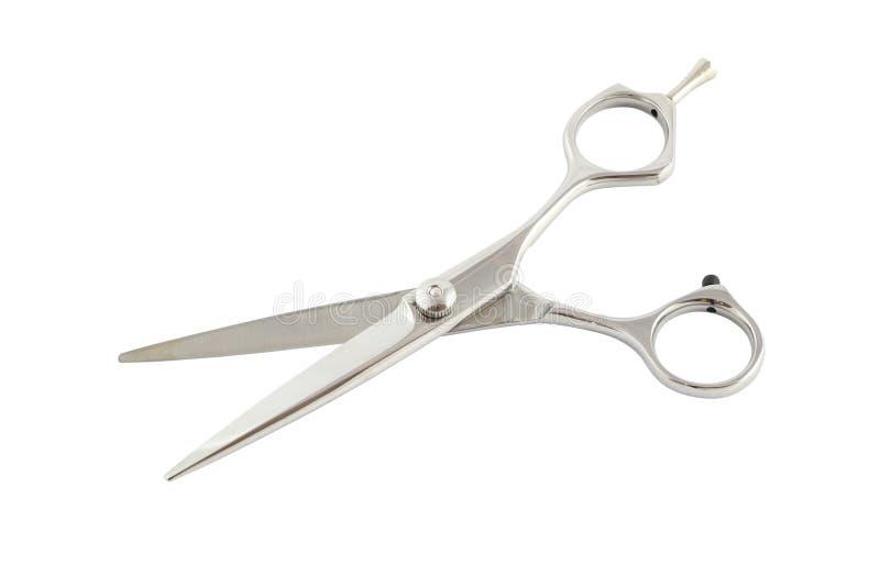Piano delle forbici del parrucchiere immagini stock libere da diritti