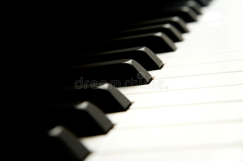 Download Piano Detail Stock Photo - Image: 8148030