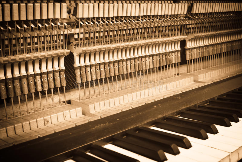 Download Piano interiors stock image. Image of instrument, concept - 33423051