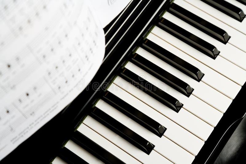 Download Piano Key Stock Photo - Image: 13785710