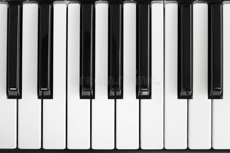 Download Piano key stock photo. Image of sound, traditional, synthesizer - 5648978