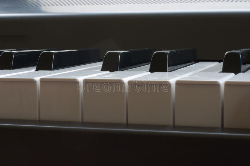 Download Piano keyboard stock image. Image of white, part, synthesizer - 29851635