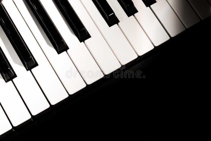Download Piano Keyboard Stock Photo - Image: 83709196