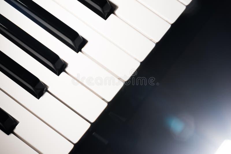Download Piano Keyboard Stock Photo - Image: 83709647