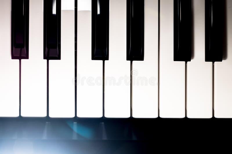 Download Piano keyboard stock photo. Image of organ, classic, abstract - 83709758