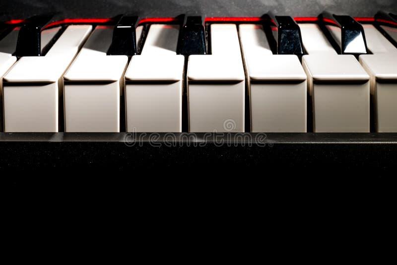 Download Piano keyboard stock photo. Image of closeup, harmony - 83710524
