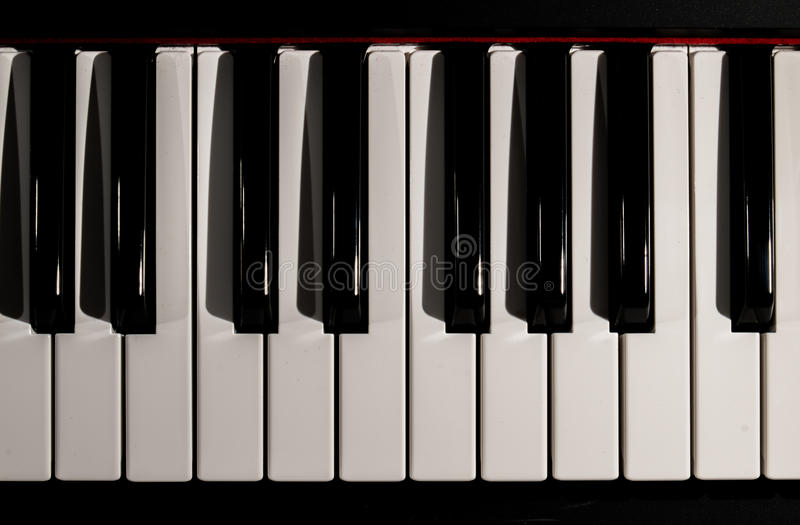 Download Piano keyboard stock photo. Image of composer, effects - 83711096