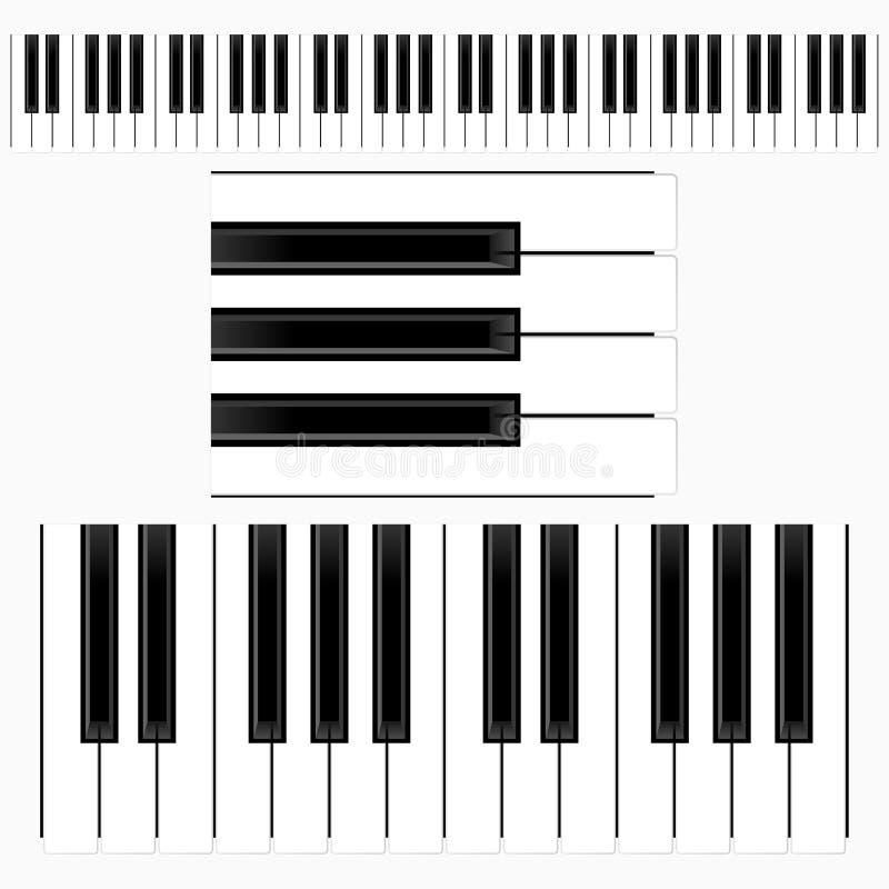 Download Piano Keys Royalty Free Stock Photography - Image: 23013697