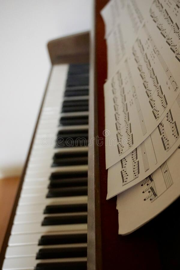 Piano Music Notes Free Public Domain Cc0 Image