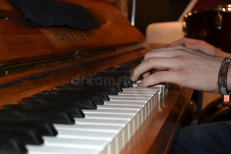 Piano, Musical Instrument, Keyboard, Player Piano royalty free stock image