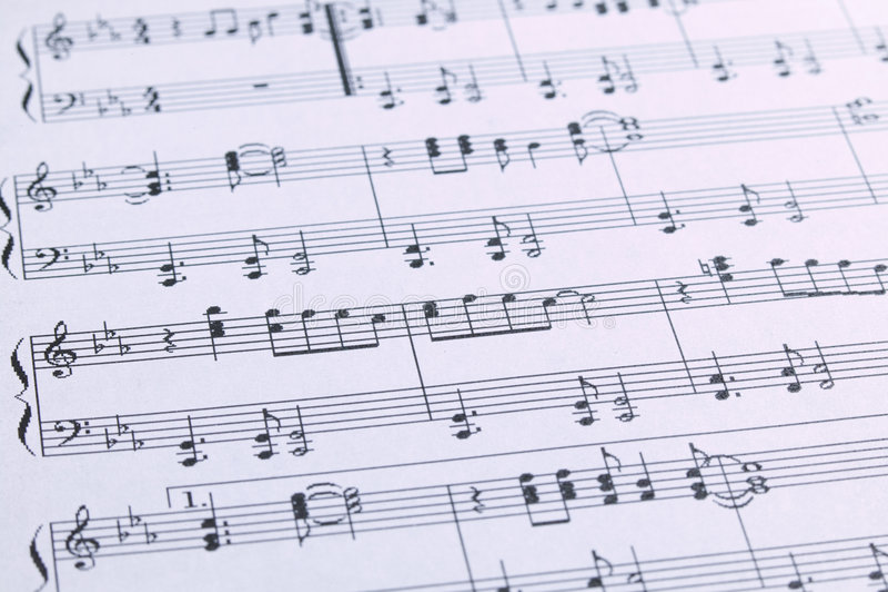 Chord Piano Sheet Stock Images - Download 652 Royalty Free Photos