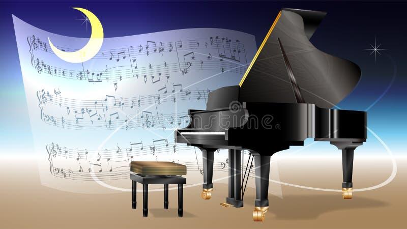 Piano Wallpaper Stock Illustrations 3 187 Piano Wallpaper Stock Illustrations Vectors Clipart Dreamstime