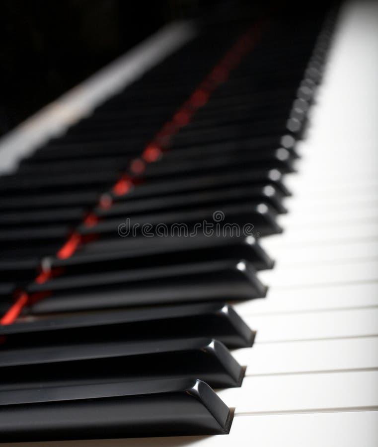 Pianot stämm royaltyfria foton