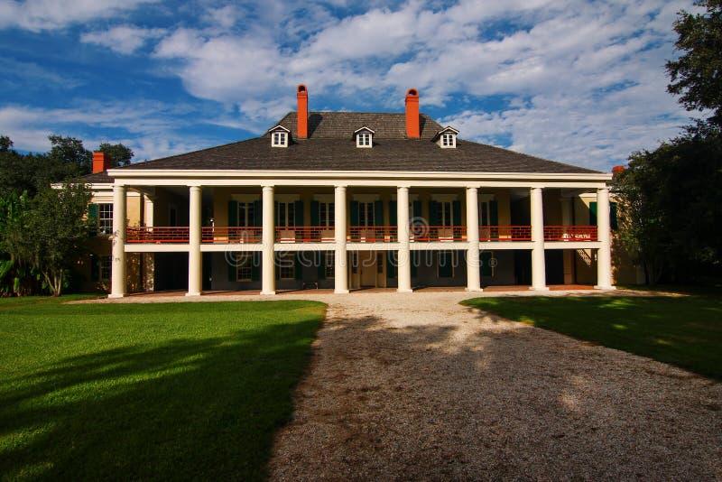 Piantagione Luisiana di Destrehan immagini stock libere da diritti