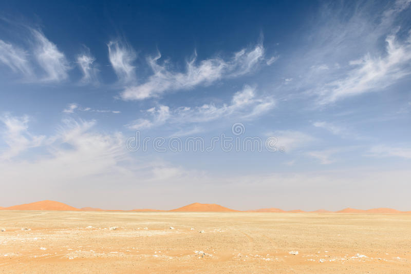 Piasek diuny w Oman pustyni (Oman) obraz stock