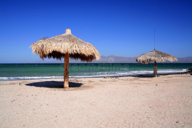 piasek na plaży obraz stock