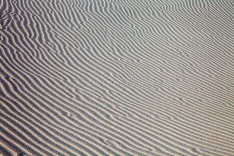 Piasek pustyni powierzchnia zdjęcia royalty free