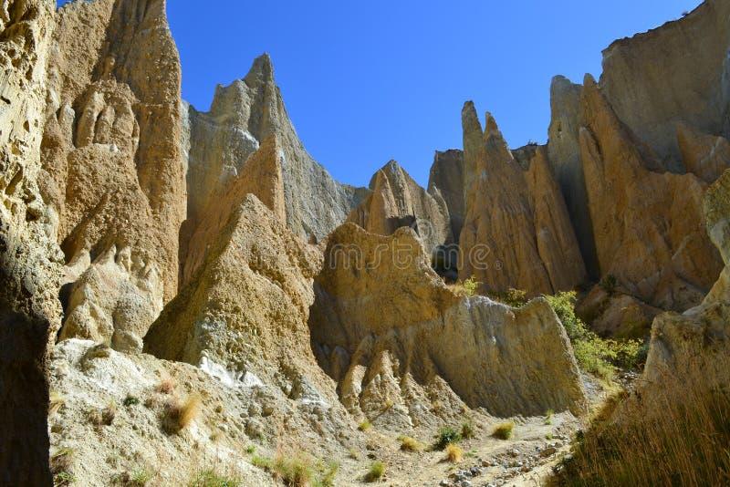 Piasek skały zdjęcia stock
