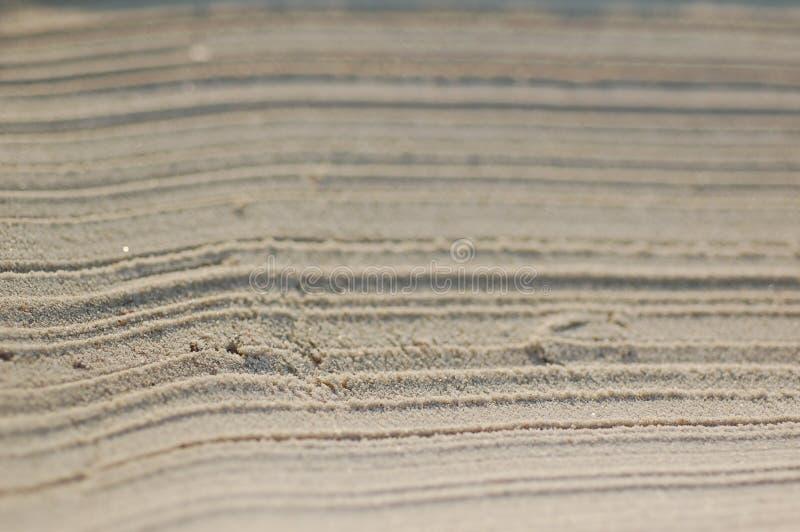 Piasek tekstury zdjęcie royalty free