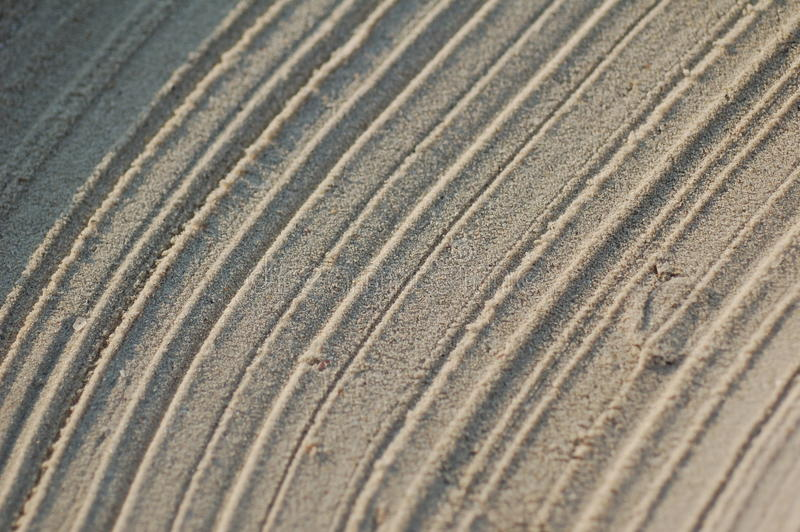 Piasek tekstury zdjęcia royalty free