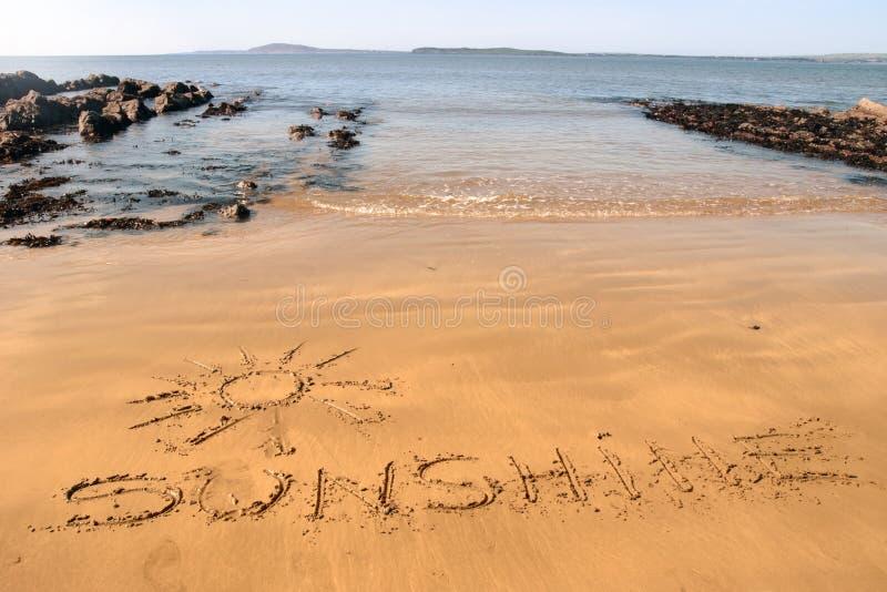 piaska światło słoneczne zdjęcia royalty free