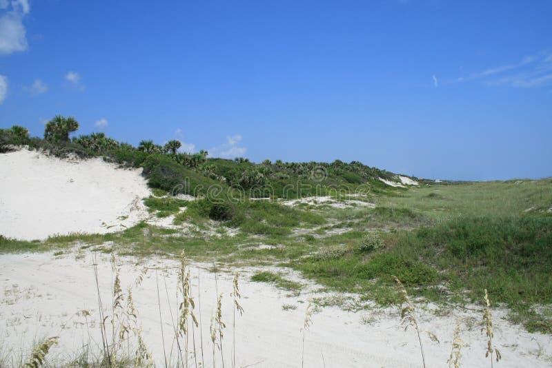 piaska wydmowy biel obrazy stock