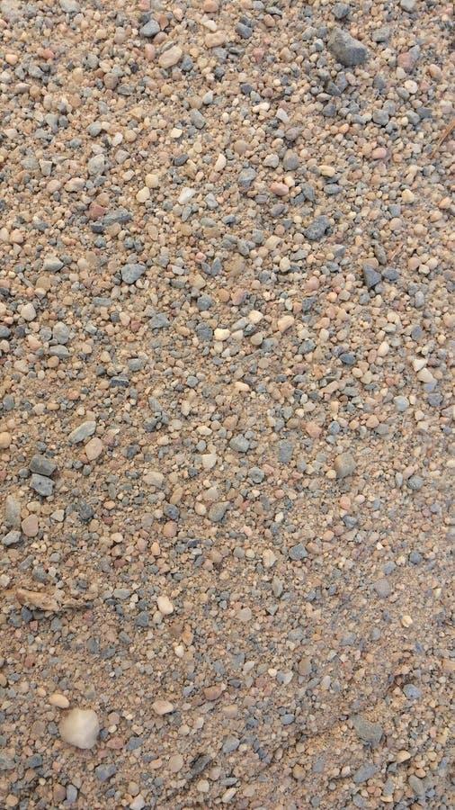 piaskowcowa rozrzucania kamieni tekstura zdjęcie stock
