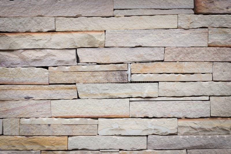 Piaskowcowe cegły zdjęcia stock